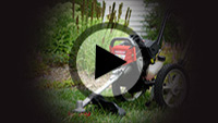 Wheeled String Trimmer Mower